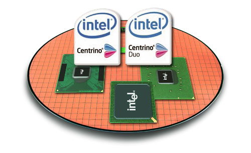 Intel Centrino Duo Plattform im Detail