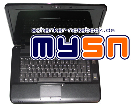 Kurztest: mySN MG6 Gaming-Notebook