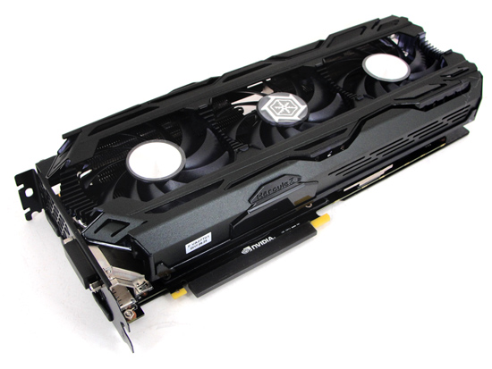 Inno3D GeForce GTX 1070 Ti iChill X3 im Test