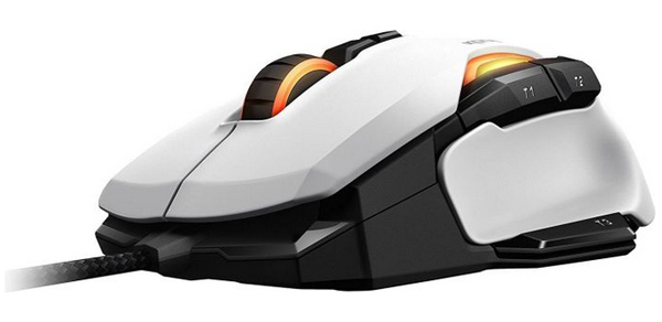 Roccat Kone AIMO Gamer-Maus Review.