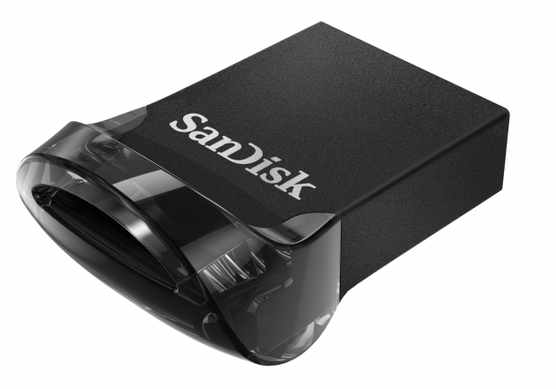 256 GB SanDisk Ultra Fit USB 3.1 Flash Drive