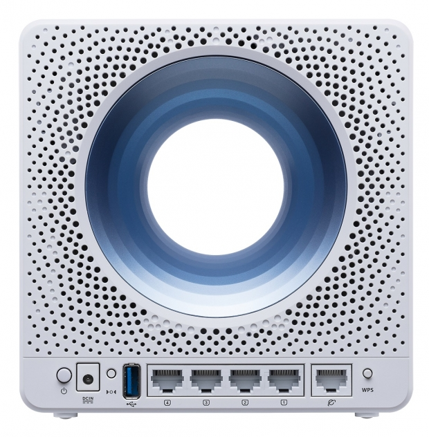 AC2600-WLAN-Router Blue Cave